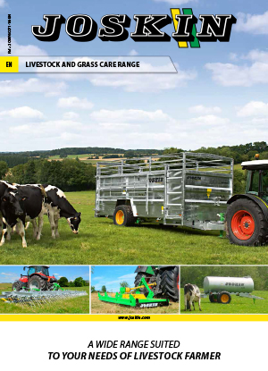 Joskin-Cattle-Trailer-Range-Brochure