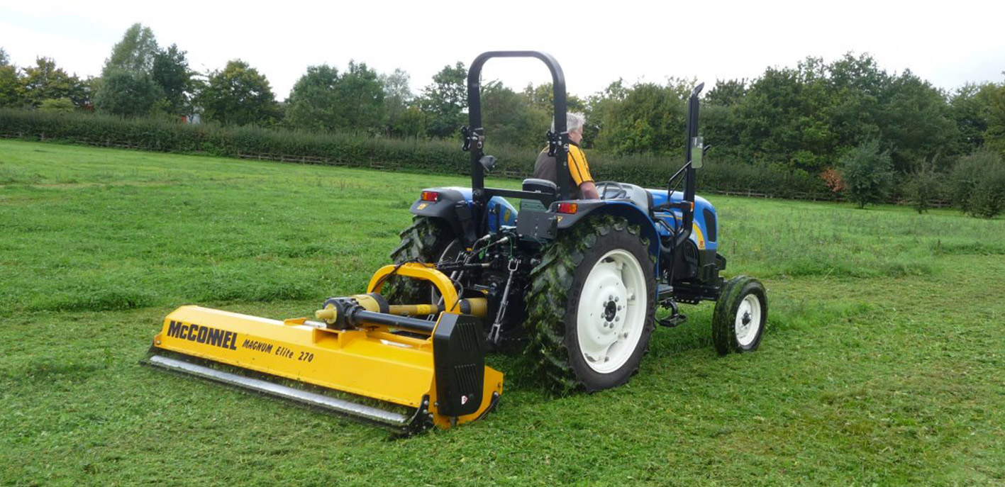 Mcconell-Flail-Mower-Range