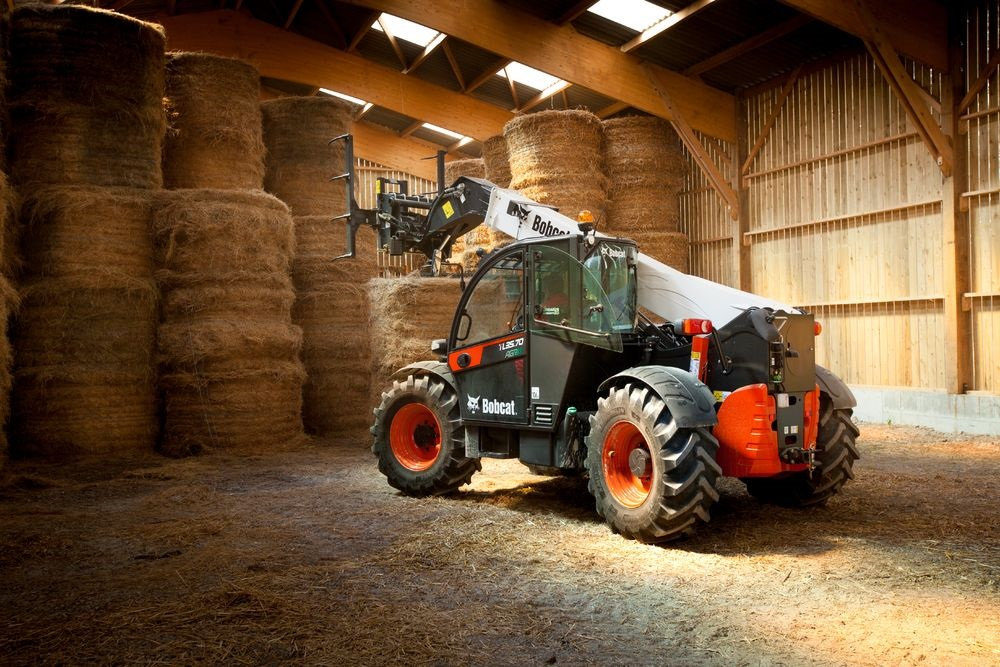 Bobcat – G Marshall Tractors Ltd, Agricultural Engineers, St