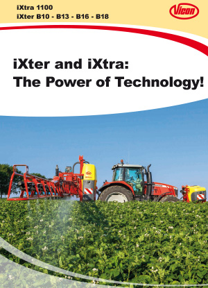 iXter-Mounted-Sprayer-Range-Brochure