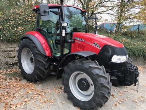 International 240 Tractor : Case ih puma cvx tractor g marshall tractors ltd