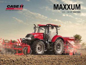 Maxxum-Brochure