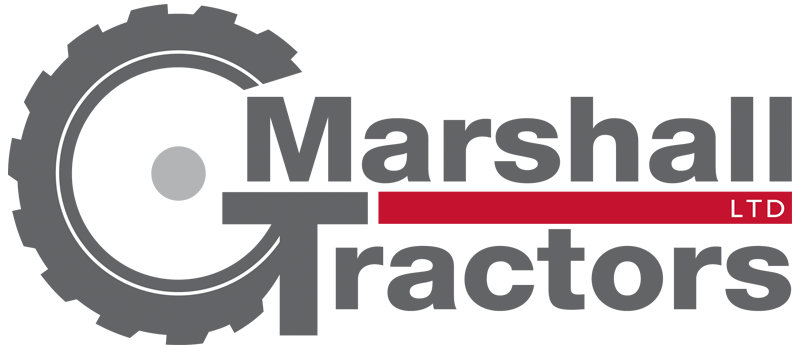 G Marshall Tractors Ltd, Agricultural Engineers, St Boswells Retina Logo