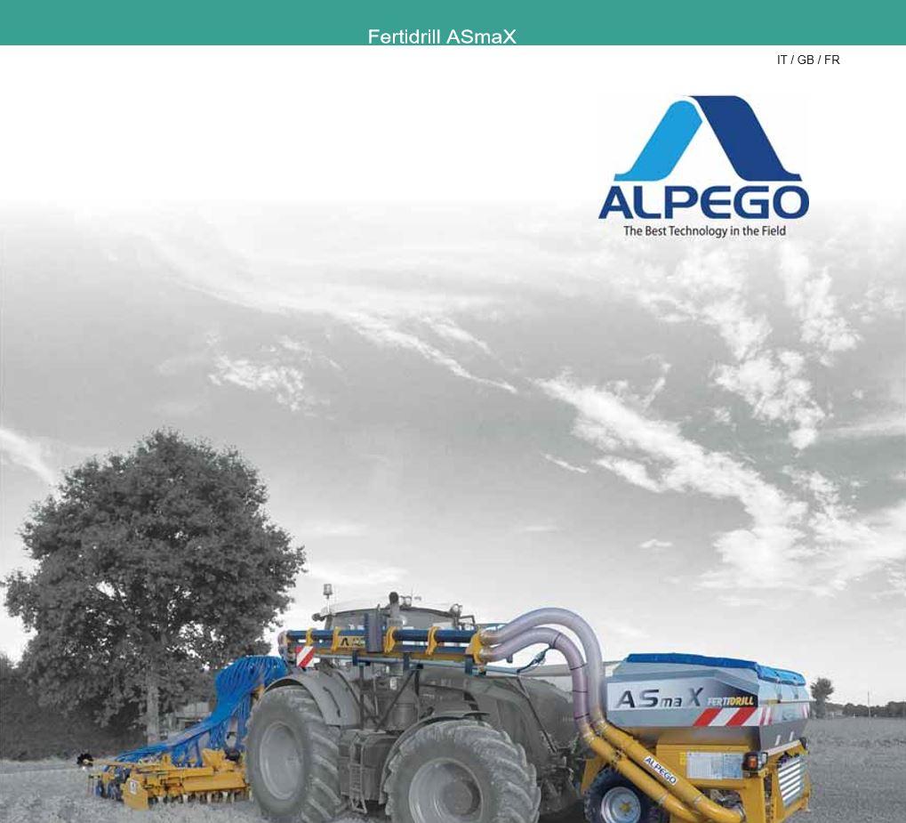 Alpego-brochure