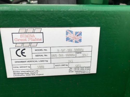Case IH RB 344 Round Baler – G Marshall Tractors Ltd, Agricultural